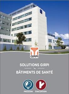Solutions Girpi pour les bâtiments de santé
