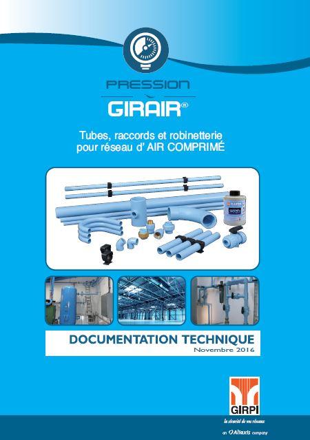 Documentation technique GIRAIR