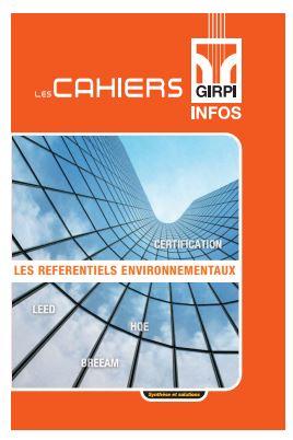 GIRPI Infos les référentiels environnementaux