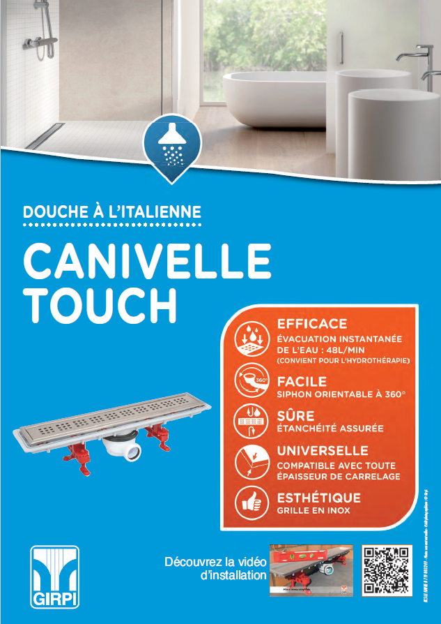 Canivelle Touch