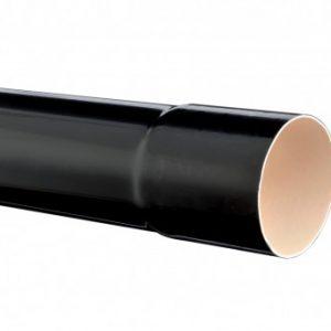 TUBE DE DESCENTE Ø 80 – 2,80 MÈTRES – NOIR