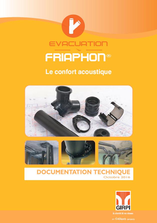 documentation technique FRIAPHON